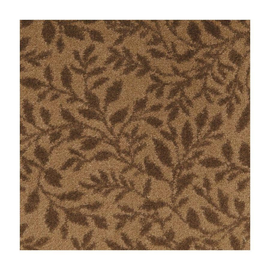 STAINMASTER Active Family Natural Breeze Terra Plush Interior Carpet