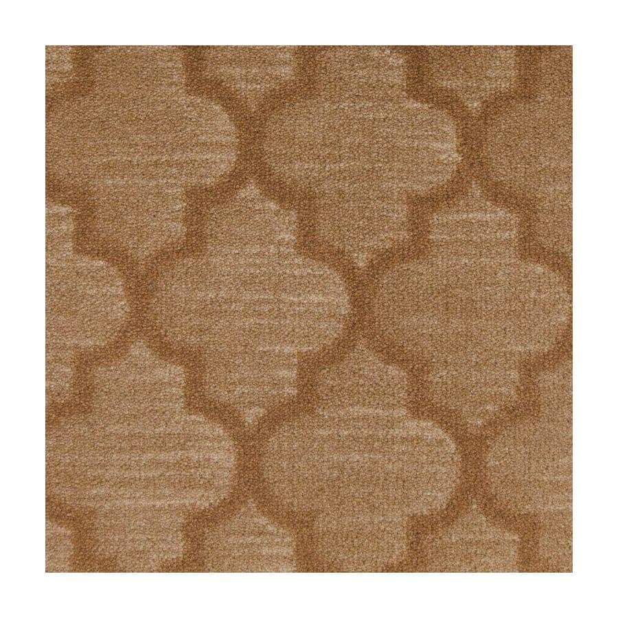 STAINMASTER Classic Grace Camel Tan Saxony Carpet