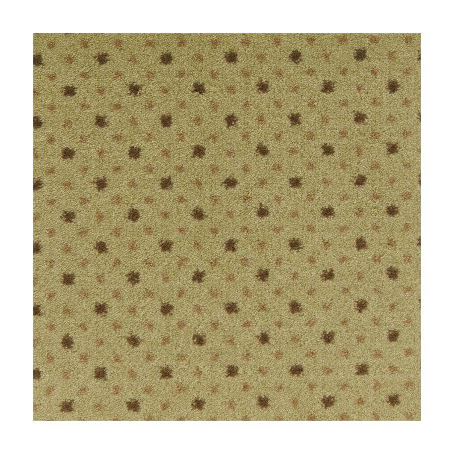 STAINMASTER Active Family Linen Weave Oyster Plush Interior Carpet