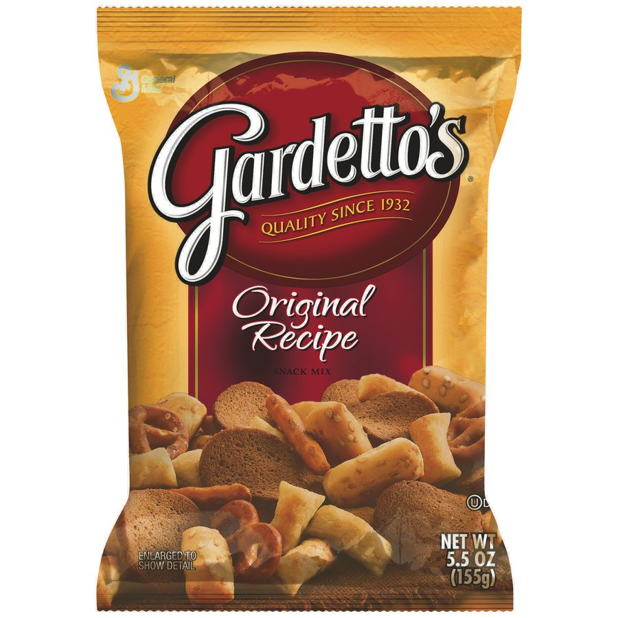 Gardetto's 5.5-oz Original Recipe Snack Mix