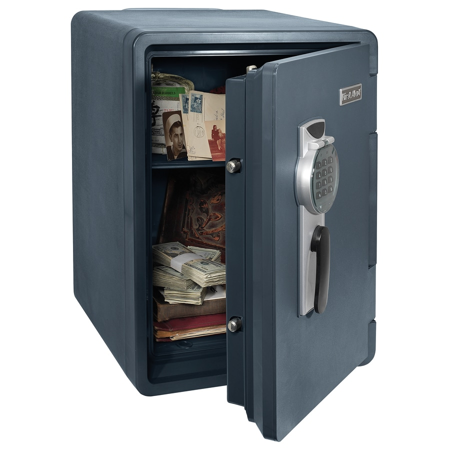 First Alert 2.14-cu ft Waterproof Safe