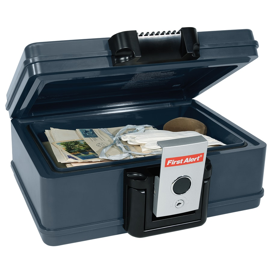 First Alert 0.17-cu ft Waterproof Chest Safe