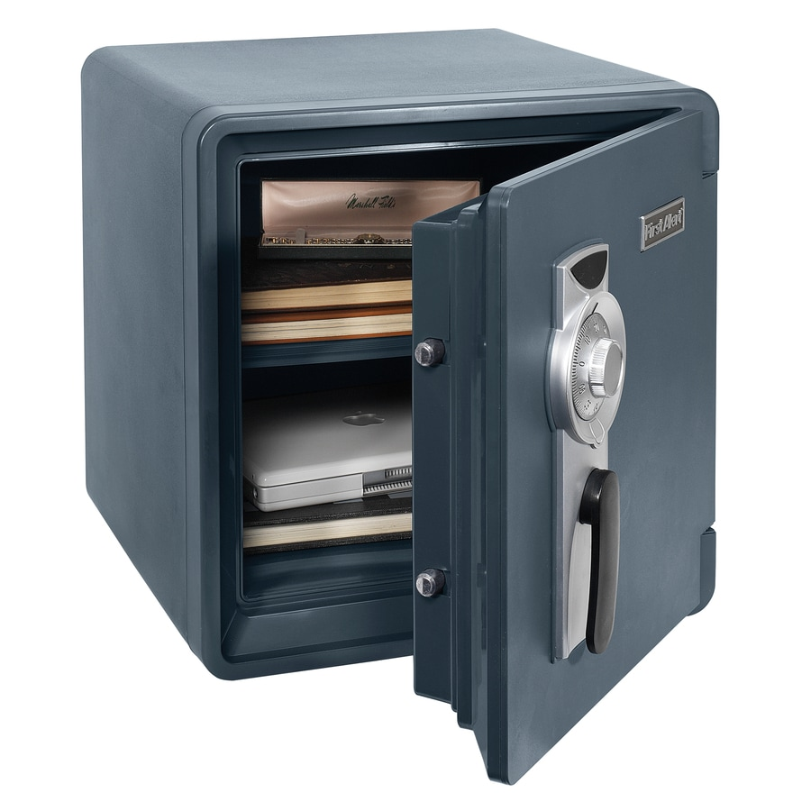 First Alert 1.31-cu ft Waterproof Fire Safe