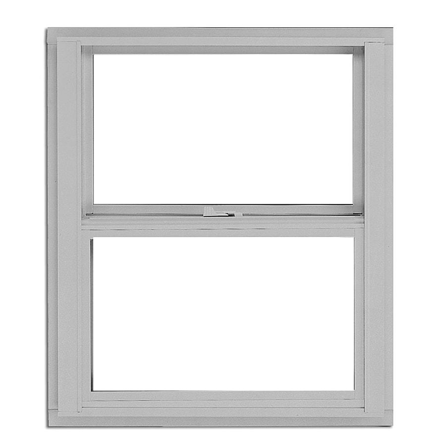 Single Pane Single Hung Window : Shop betterbilt tx aluminum single pane