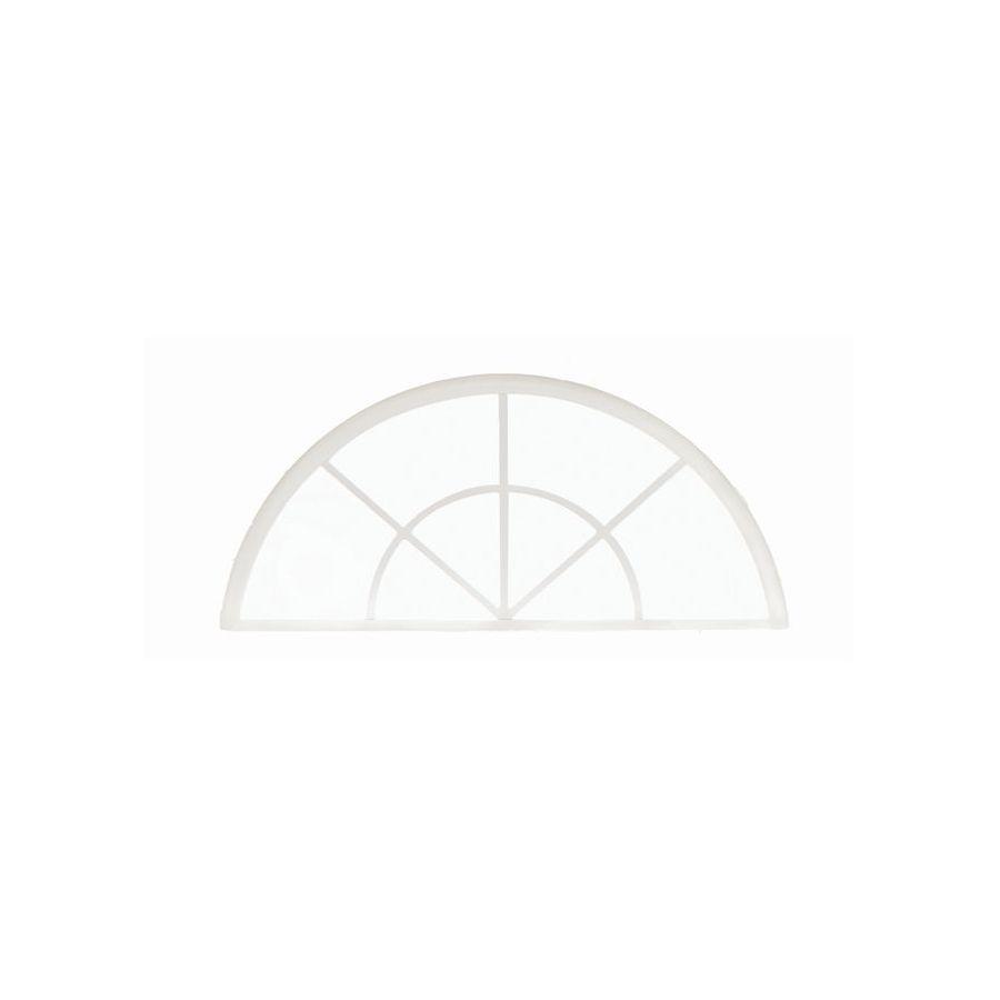 half circle window large betterbilt 3000tx half circle new construction window rough opening 24in 13 opening