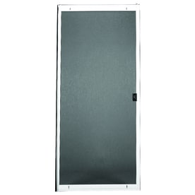 Shop Screen Doors At Lowes Com RITESCREEN Steel Sliding Screen Door. Patio  Screen Door Replacement