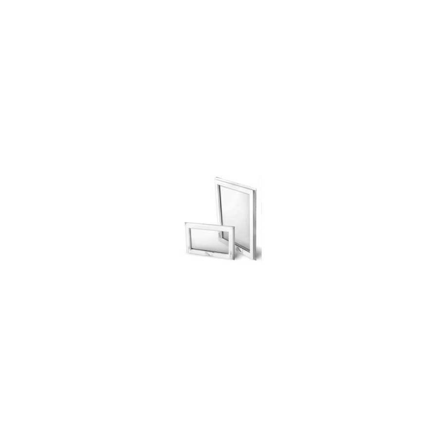 BetterBilt 347 Series 1-Lite Vinyl Double Pane Single Strength New Construction Casement Window (Rough Opening: 36-in x 60-in Actual: 35.5-in x 59.5-in)