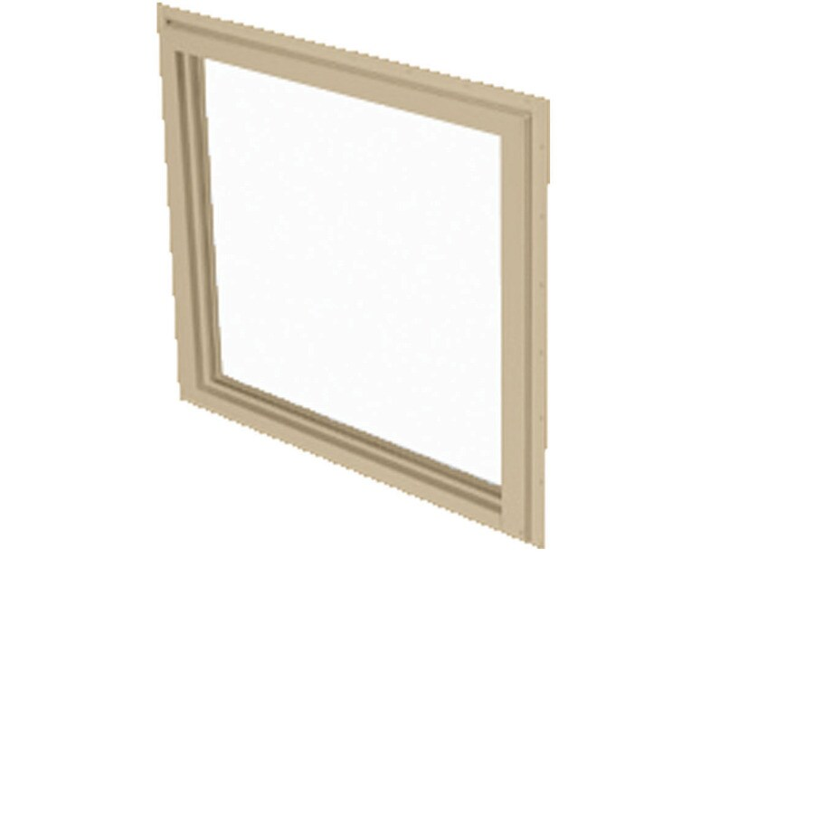 BetterBilt 355 Series Square New Construction Window (Rough Opening: 36-in x 36-in; Actual: 36-in x 36-in)