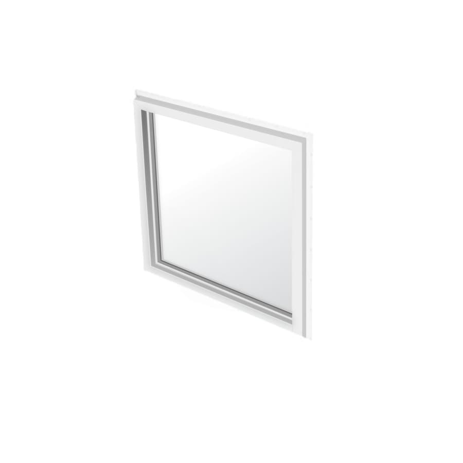 BetterBilt 355 Series Square New Construction Window (Rough Opening: 48-in x 48-in; Actual: 48-in x 48-in)