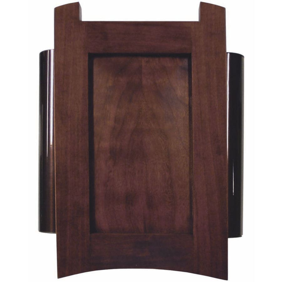 Heath Zenith Mahogany Doorbell