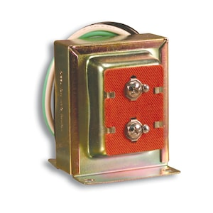 Utilitech Multiple Colors/Finishes Doorbell Transformer at