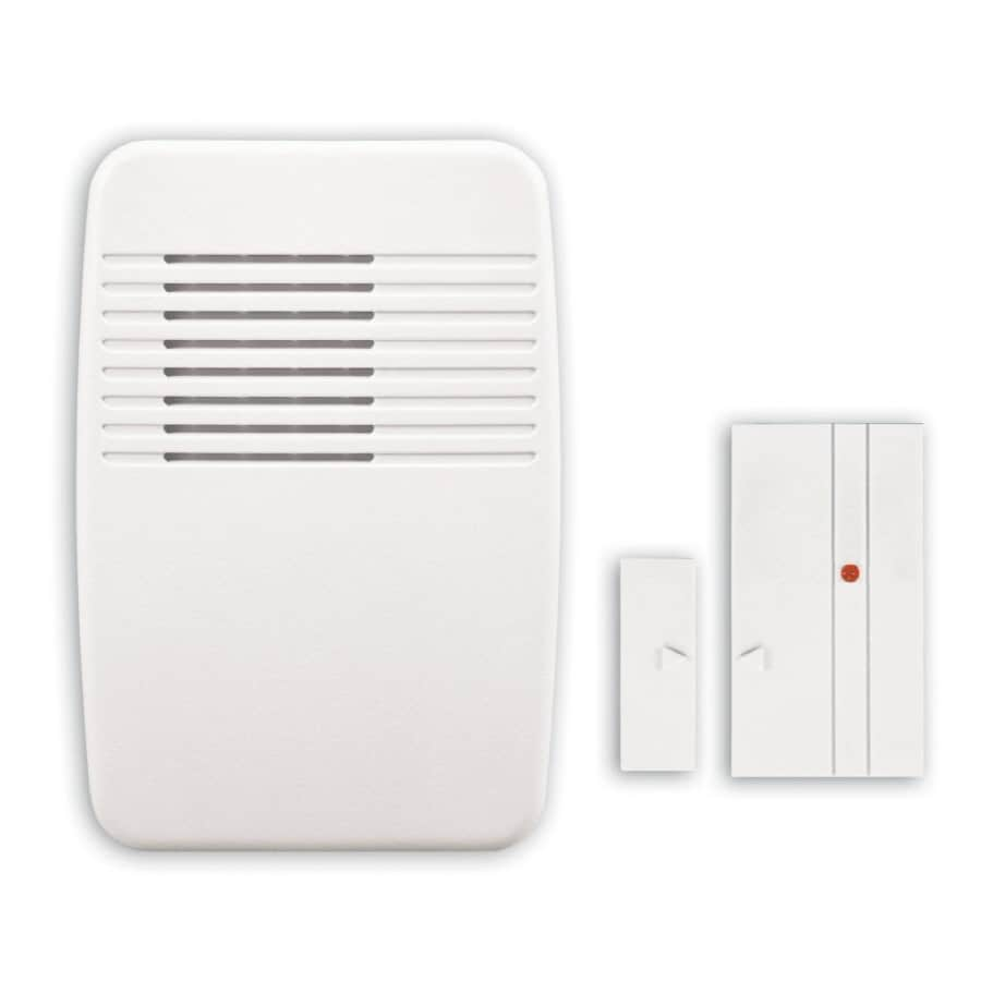 Shop Heath Zenith Wireless Plug In Door Chime And Entry Alert At
