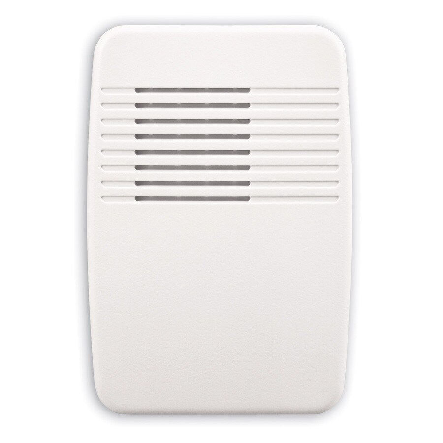 Heath Zenith White Wireless Doorbell