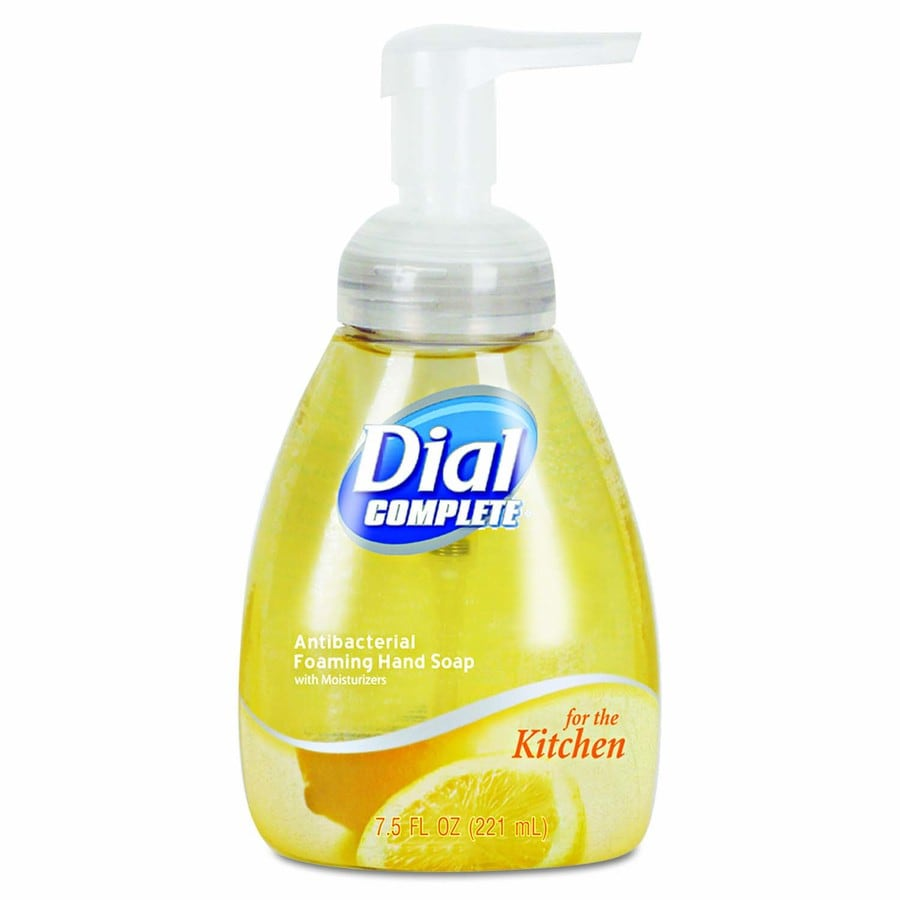 Dial 7.5-oz Antibacterial Foaming Light Citrus Hand Soap