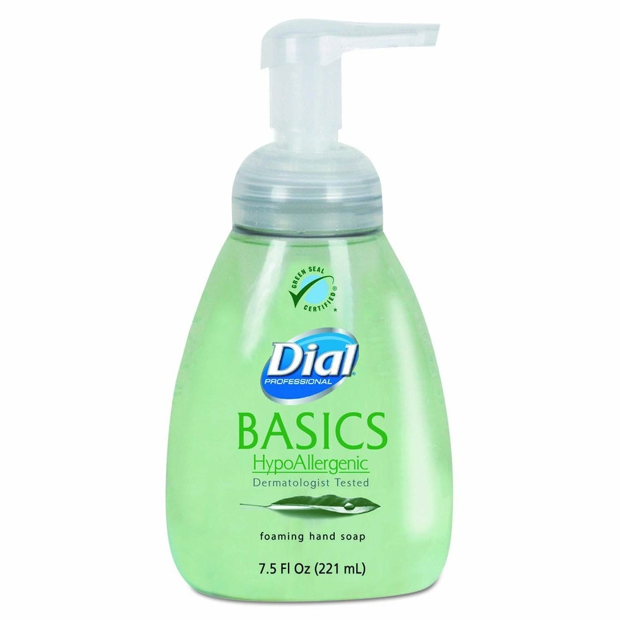 Dial 7.5-oz Foaming Honeysuckle Hand Soap