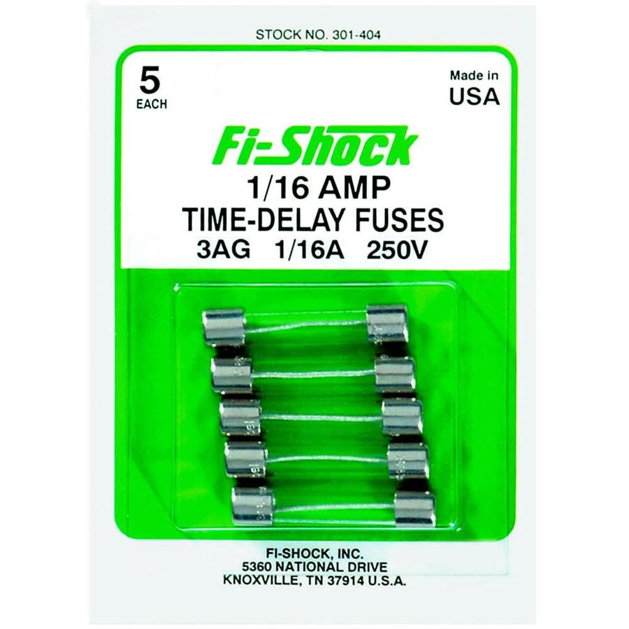 shop fi shock electric fence fuse at lowes com rh lowes com Old Electrical Fuse Boxes Electric Fuse Box Wiring