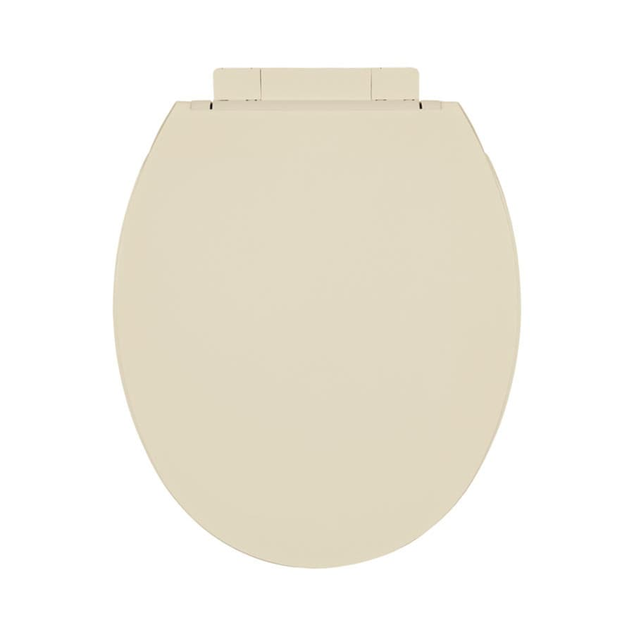 Centoco Plastic Round Slow-Close Toilet Seat