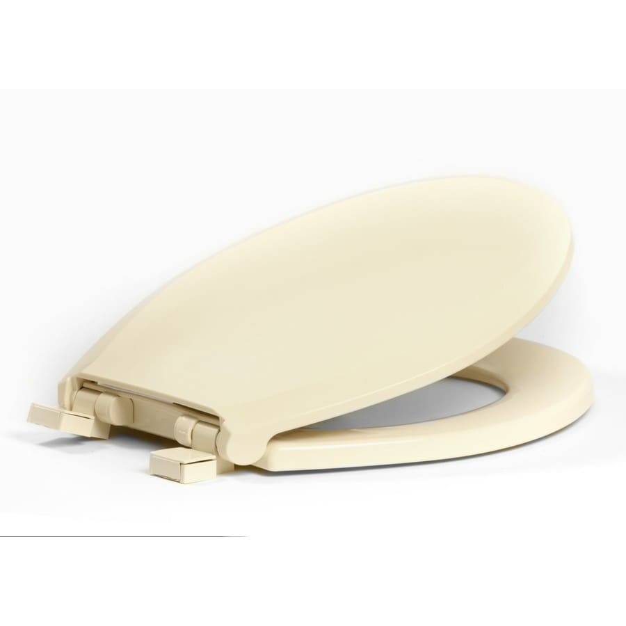 Centoco Plastic Round Slow-Close Toilet Seat