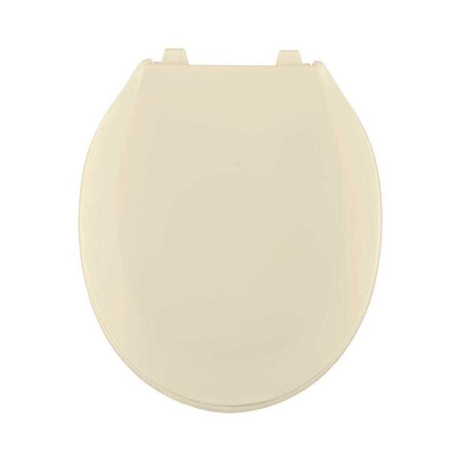 Centoco Plastic Round Toilet Seat
