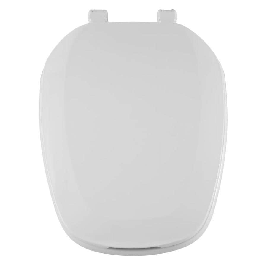 Centoco Plastic Elongated Toilet Seat At Lowes Com
