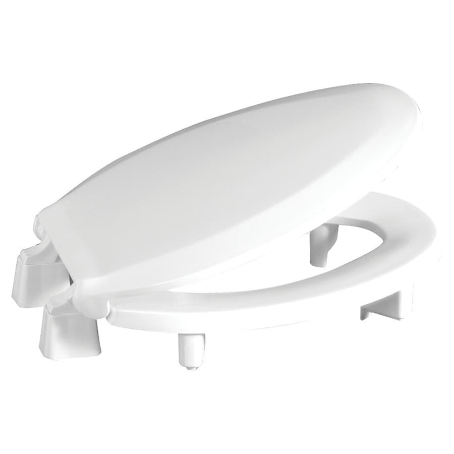 Shop Centoco Plastic Elongated Toilet Seat At Lowes Com