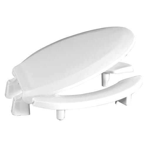 Centoco White Elongated Toilet Seat In The Toilet Seats