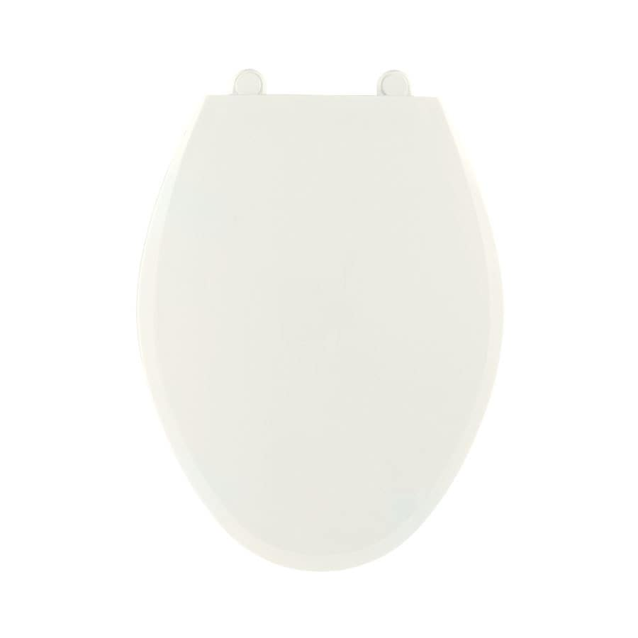Centoco Biscuit/Linen Plastic Elongated Toilet Seat
