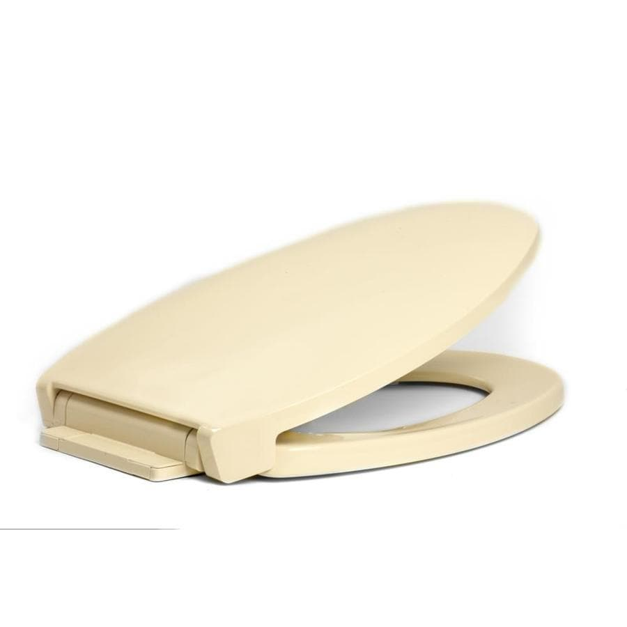 Centoco Bone Plastic Elongated Slow Close Toilet Seat
