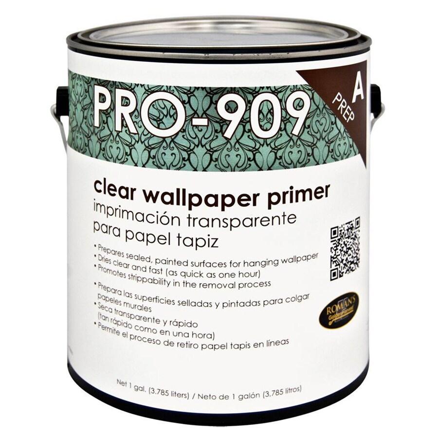 Roman 1-Gallon Gloss Wallpaper Primer