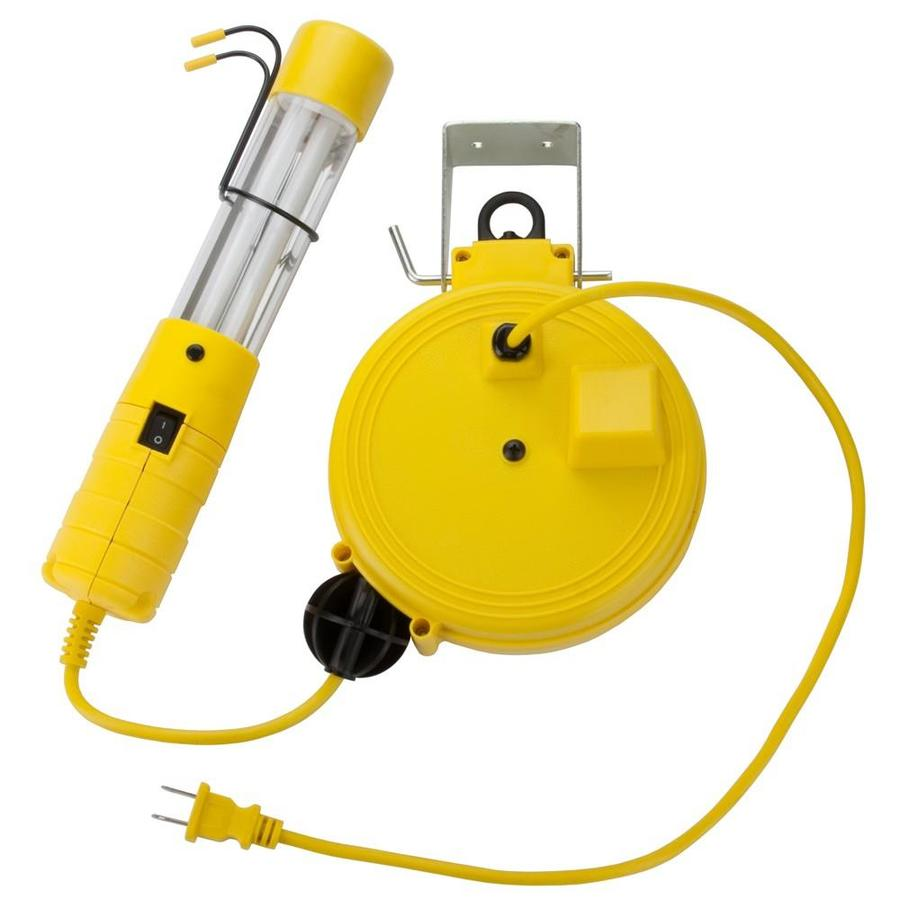 Designers Edge Portable Fluorescent Work Light: Shop Bayco 2-Watt Fluorescent Portable Work Light At Lowes.com