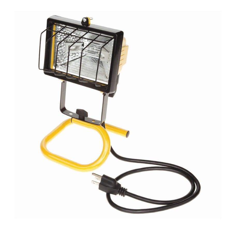 Utilitech 250-Watt Halogen Portable Work Light