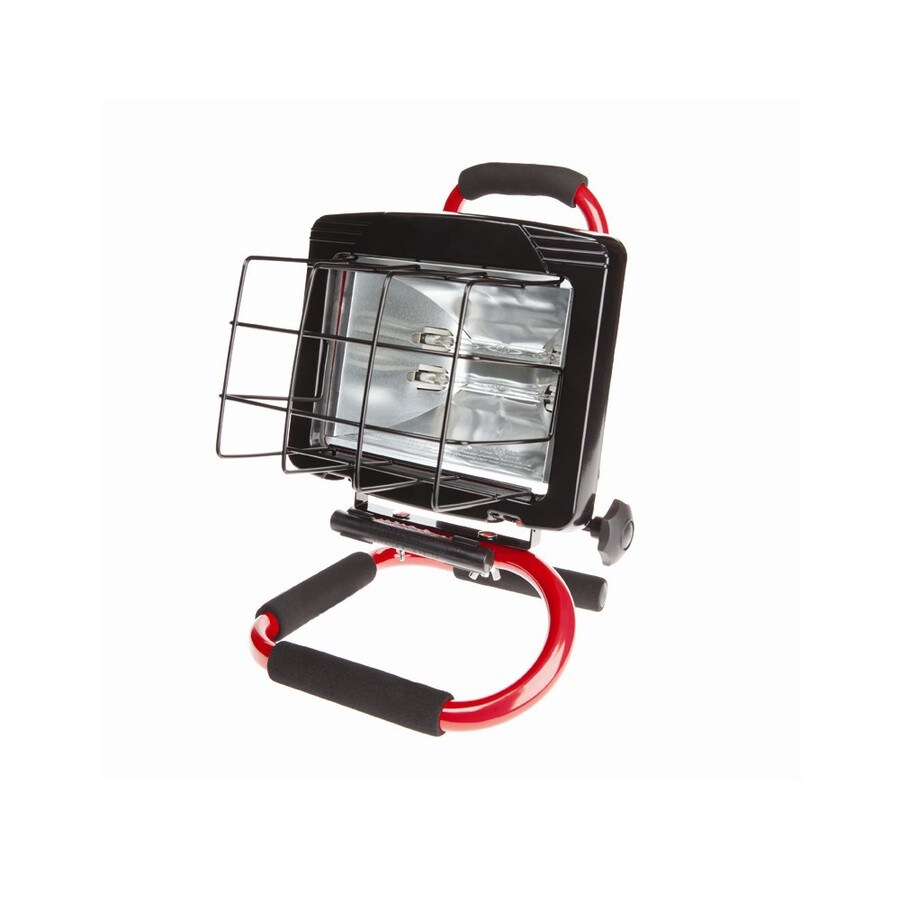 Utilitech 600-Watt Halogen Portable Work Light