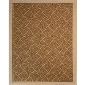 Society Page Rectangular Indoor/Outdoor Machine-Made Area Rug