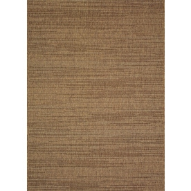 Allen Roth Bestla Brown Indoor Outdoor Distressed Area