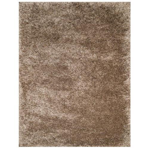 Allen Roth Tanila 8ft X 10ft Brown Rectangular Indoor