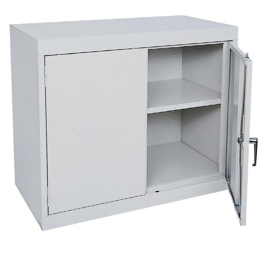 edsal 36-in W x 30-in H x 18-in D Steel Freestanding Garage Cabinet