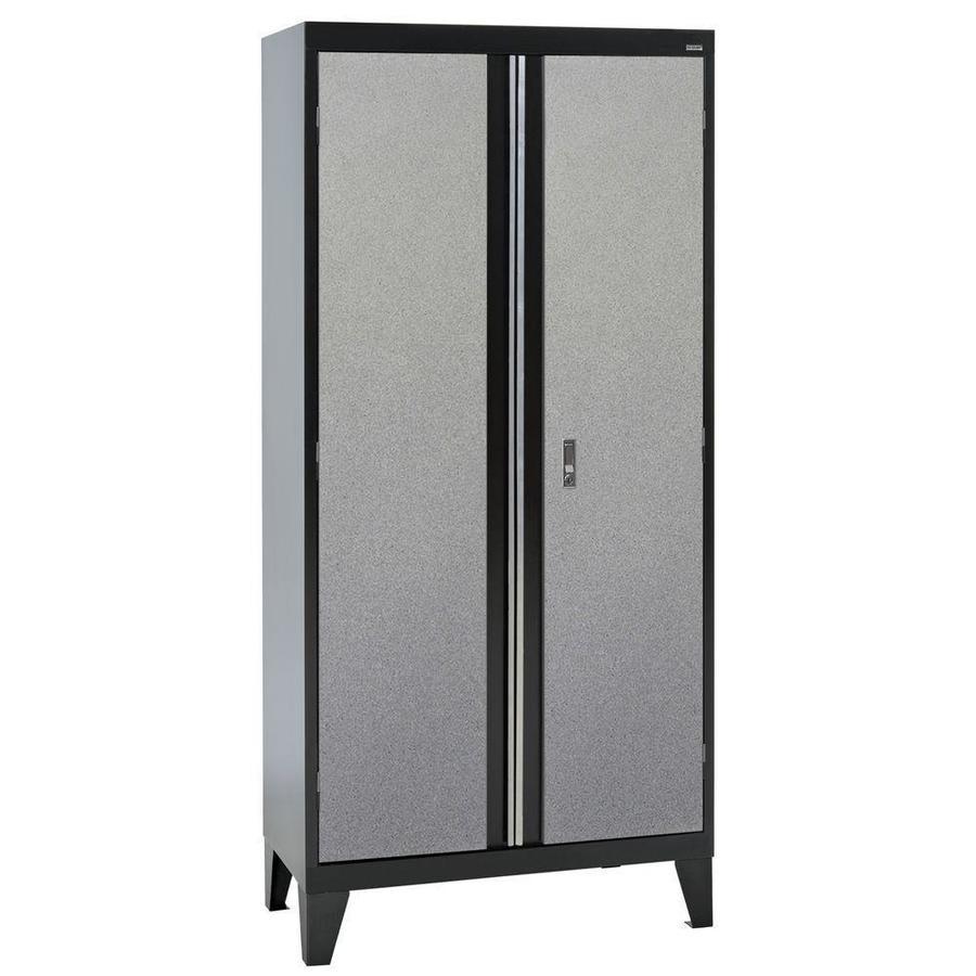 Sandusky 36 In W Steel Freestanding Utility Storage Cabinet