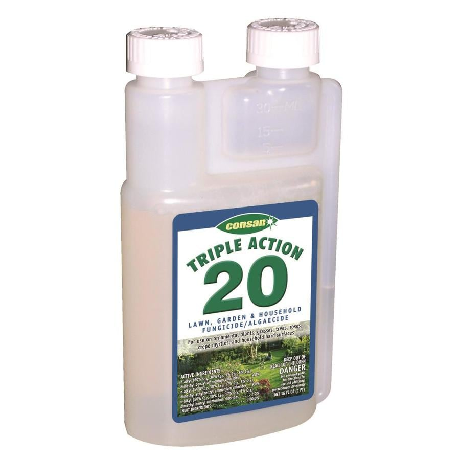 Consan 16-oz Ready-To-Use Liquid Moss and Algae Control