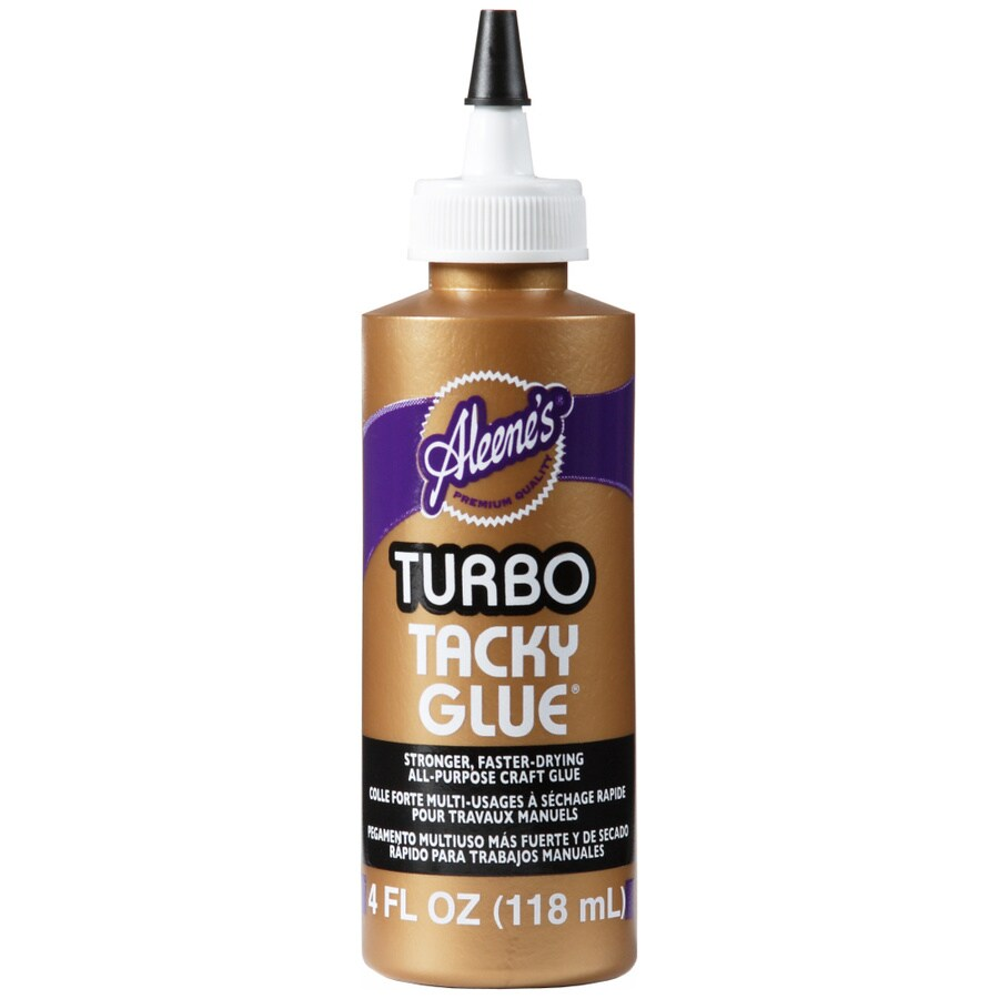Aleene's 4 Fl Oz Turbo Tacky Glue