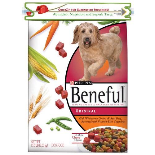 Beneful 16 Lbs Original Adult Dog Food At Lowes Com