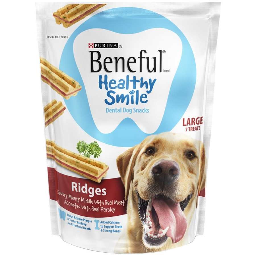 BENEFUL 8.4-oz Chicken-Flavor Dental Treats