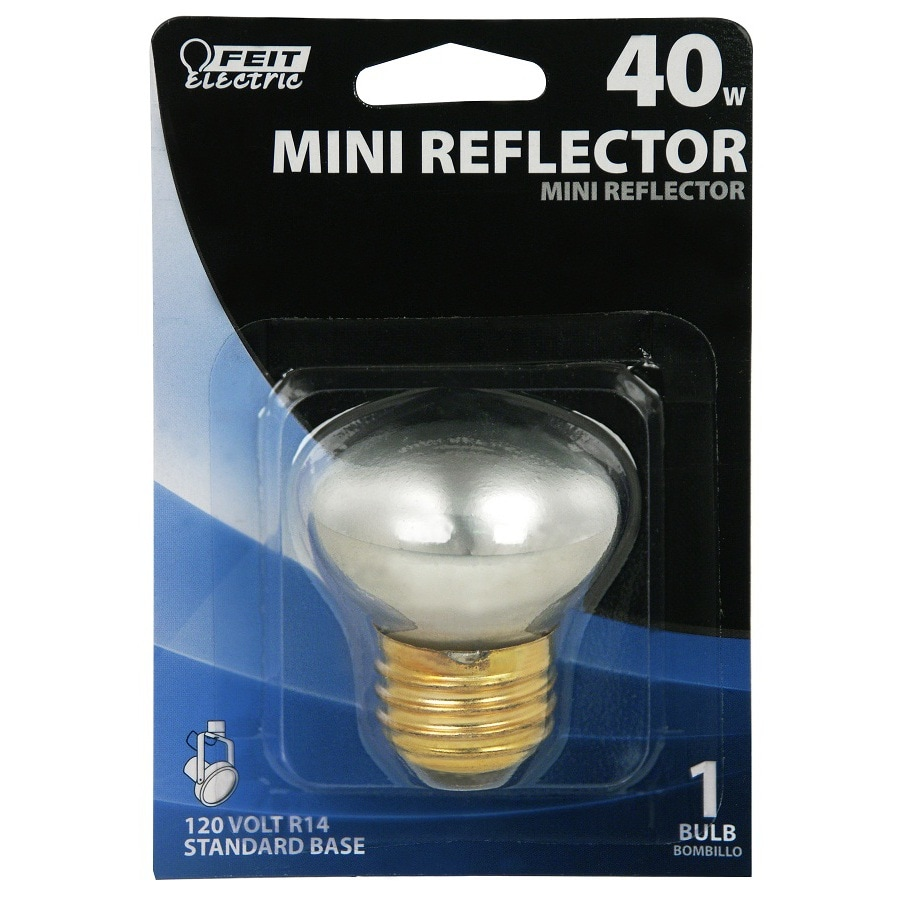 Feit Electric 40 Watt for Indoor or Enclosed Outdoor Soft White R14 Incandescent Flood Light Bulb