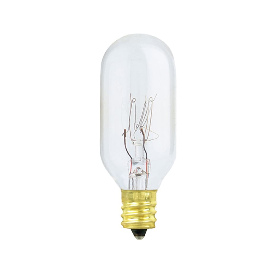 Shop Feit Electric 15 Watt Indoor Dimmable Soft White T7 Incandescent Appliance Light Bulb At