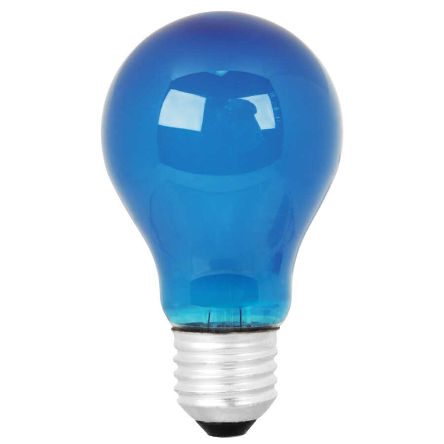 Shop Mood-lites 25 Watt for Indoor or Enclosed Outdoor Light Blue ...