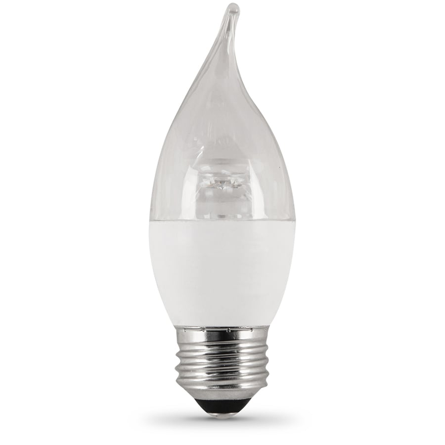 Feit Electric 60 W Equivalent Dimmable Warm White B LED Decorative Light Bulb