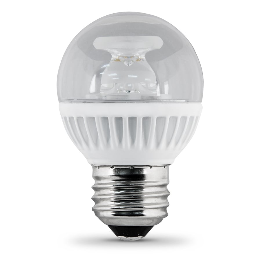 Feit Electric 60 W Equivalent Dimmable Warm White G16.5 LED Decorative Light Bulb
