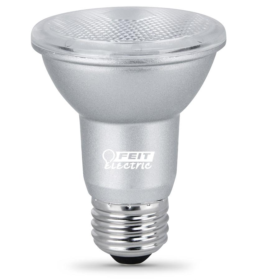 Feit Electric 2-Pack 50 W Equivalent Dimmable Warm White Par20 LED Flood Light Bulb