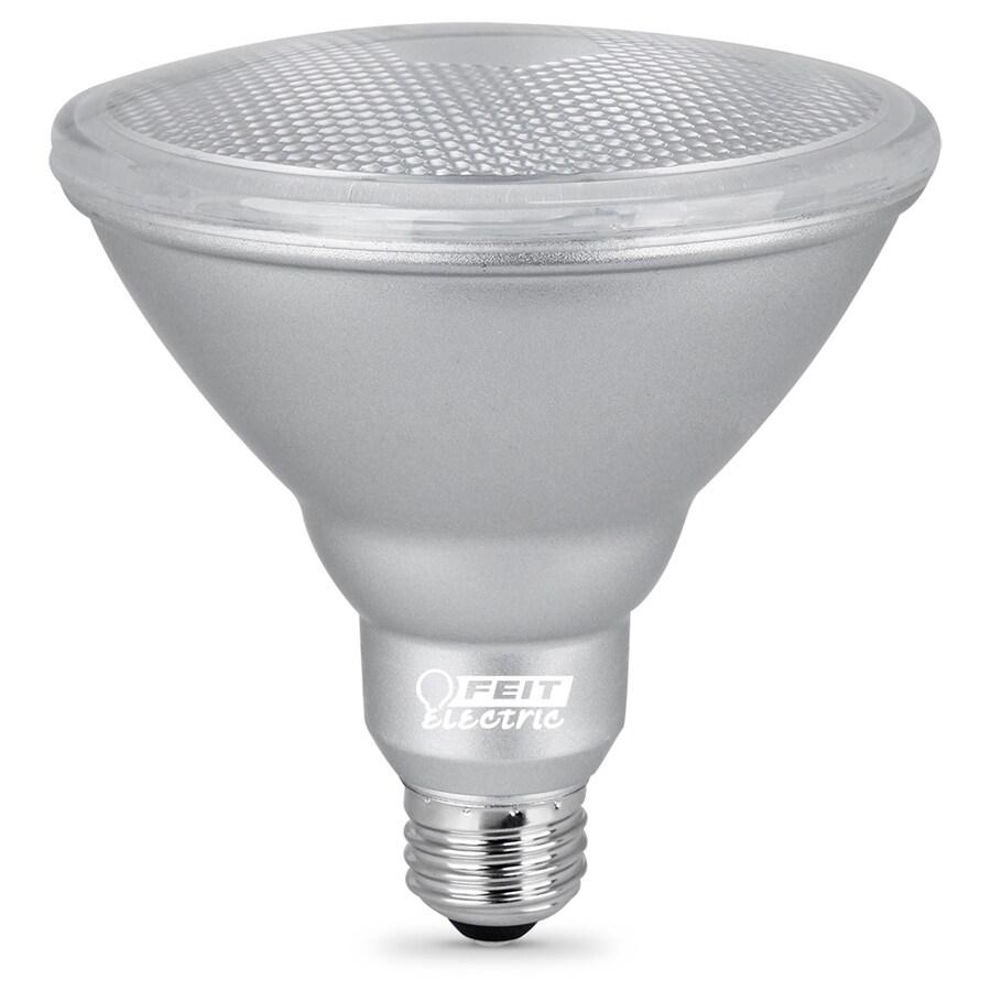 Feit Electric 90 W Equivalent Dimmable Warm White PAR38 LED Flood Light Bulb