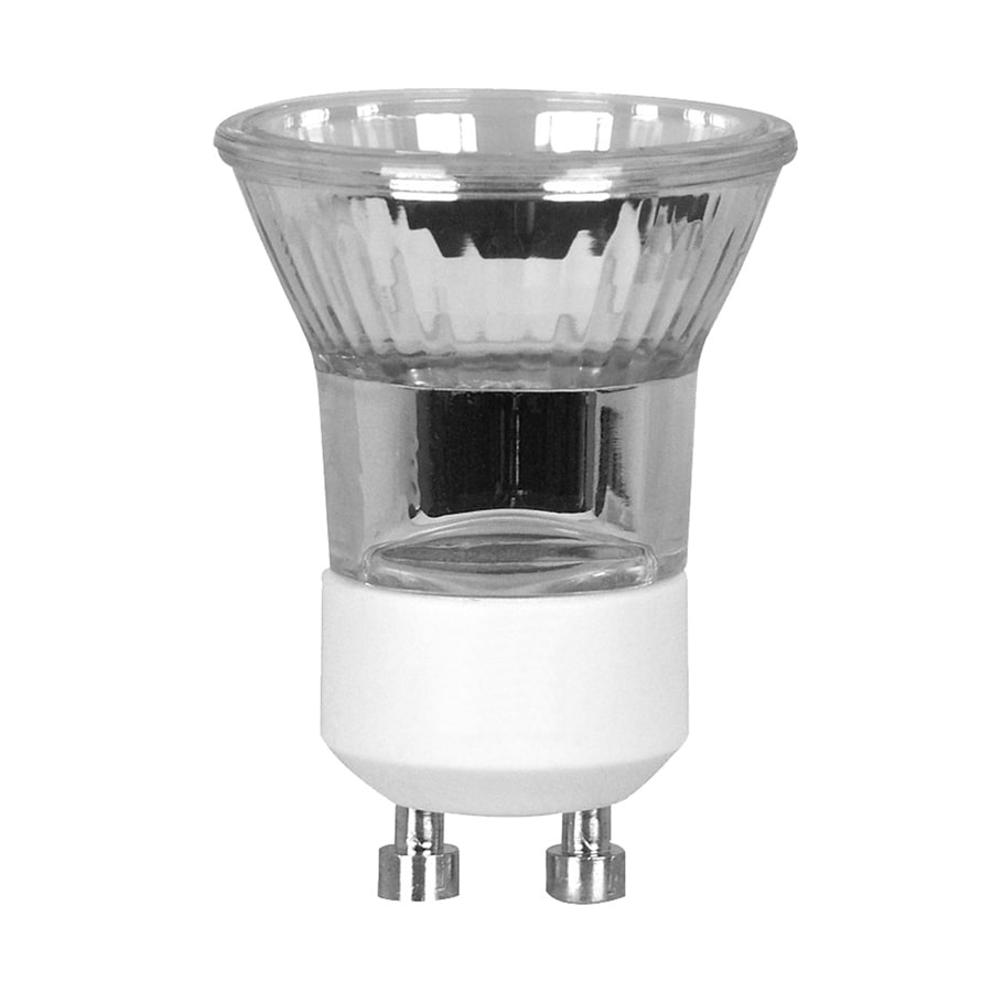 Feit Electric 10-Watt Xenon MR11 Plug-in Base Bright White Halogen Spotlight Bulb