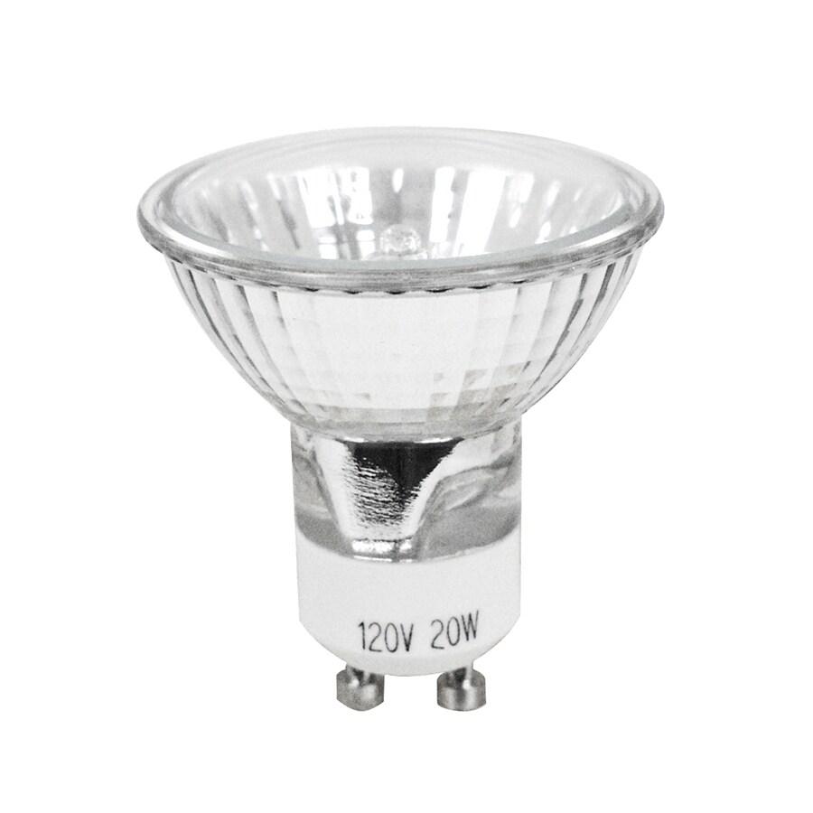 Feit Electric 2-Pack 20 Watt Dimmable Bright White MR16 Halogen Appliance/Light Fixture Light Bulbs